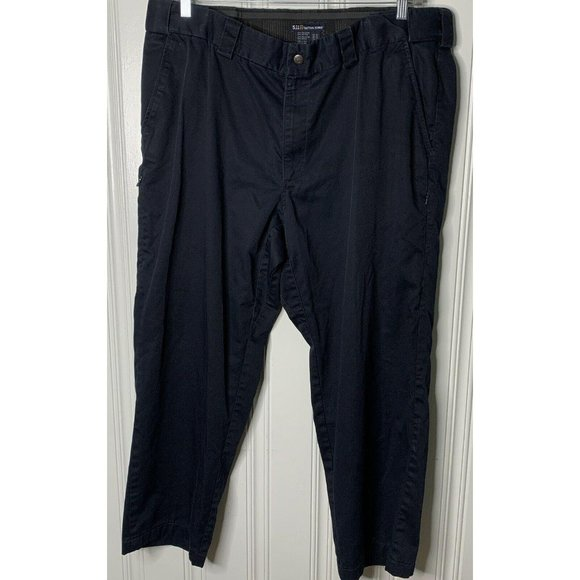 5.11 Tactical Series Navy Blue Cargo Pants Size 42